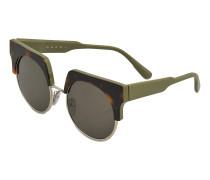ME602S Graphik Sonnenbrille