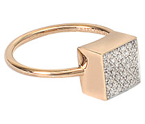 Ring Diamond ever Square
