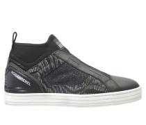 Mid-cut elastic Sneaker
