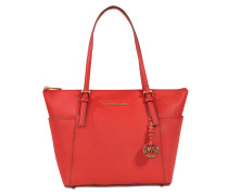 Tasche Jet Set Item Ew Top Reissverschlussped tote