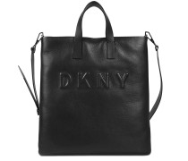 Tasche Shopper Debossed Logo