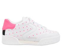 Vintage Sneakers Polka Dots