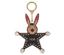 Schlüsseletui Star Rabbit Swarovski