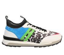 Jogging-Sneaker mit Socken