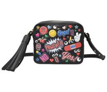 Crossbody All Over Wink Stickers Tasche