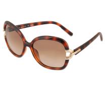 gemusterte Sonnenbrille Brunelle