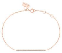Armband Medellin aus Gold mit Diamanten