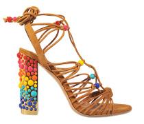 Rainbow Glad Sandale