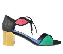 Sandalen mit Absatz Fizzy