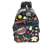 Mini Rucksack All Over Wink Sticker