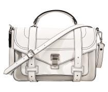 Tasche PS1 Medium + aus genarbtes Leder