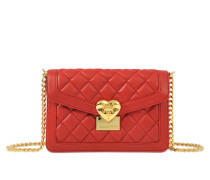 Schultertasche Heart Quilted duo