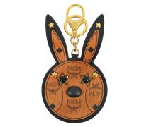 Anhänger Rabbit mit Spiegel-Detail
