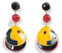 Plexi Earrings ball shape