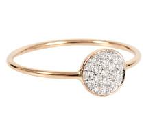 Ring Mini Diamond Ever Disc