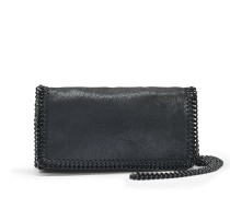 Clutch Black Falabella aus Shaggy Deer