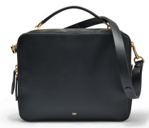 The Stack Double Satchel Bag in Circus
