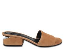Sandalen Lou mit flachem Absatz