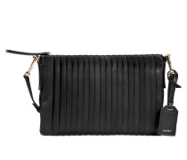 Crossbody Bag Stripe Pleats