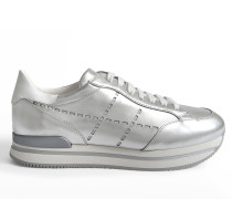 H222 SNEAKERS WITH LASER CUT DETAILS
