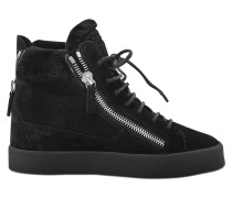Foxy London Sneaker Sherling