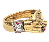 Ring Jewelled