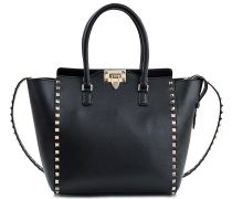 Tasche Rockstud Nord Sud Double Handle