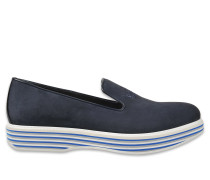 Loafer Renee getreifte Sohle
