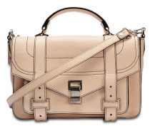 Tasche PS1+ Medium aus genarbtem Leder