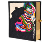 Milton Glaser Square Clutch