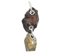 Ohrringe Double Stone