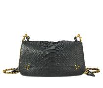 Tasche Bobi aus Pythonleder
