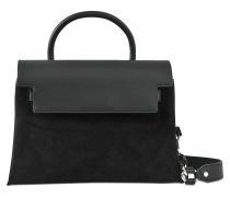 Crossbody Bag Attica Chain aus Veloursleder