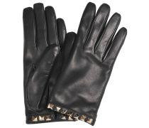 Valentino Handschuhe Rockstuds
