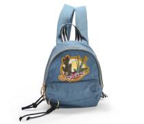Mini Rucksack Andy aus Denim