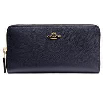 Portemonnaie mit Zip Accordion