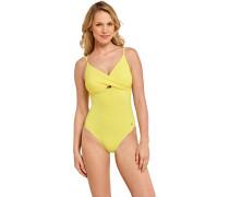 Badeanzug gelb - Aqua
