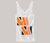 Schiesser Doppelripp Shirt - Edition No. 2 Sarah Morris für Damen