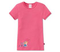 Shirt Feinripp kurzarm rosa - Prinzessin Lillifee
