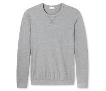 Sweater silbergrau meliert - Revival Anton