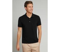 Poloshirt kurzarm Piquee schwarz - Selected! Premium für Herren,Poloshirt kurzarm Piquee schwarz -elected! Premium für Herren