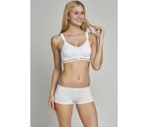 Schiesser Sport-BH Aktiv High Impact weiß - Sport BH für Damen