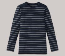 Schiesser Shirt langarm Ringel Schulterpatches nachtblau-grau - Mix & Relax für Jungen,Schiesser Shirt langarm Ringel Schulterpatches nachtblau-grau -ix & Relax für Jungen,Schiesser Shirt langarm Ringelchulterpatches nachtblau-grau - Mix & Relax für Jungen