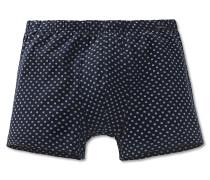 Schiesser Shorts dunkel bedruckt