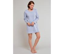 Sleepshirt langarm hellblau - a lovely kind of quiet
