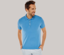 Poloshirt Piquee blau -elected! Premium für Herren,Poloshirt Piquee blau - Selected! Premium für Herren