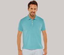 Poloshirt Piquee türkis - Selected! Premium für Herren,Poloshirt Piquee türkis -elected! Premium für Herren