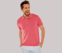 Poloshirt Piquee rot - Selected! Premium für Herren,Poloshirt Piquee rot -elected! Premium für Herren