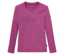 Shirt langarm fuchsia - Mix & Relax