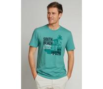 T-Shirt Jersey rundhals mint - Selected! Premium,T-Shirt Jersey rundhals mint -elected! Premium